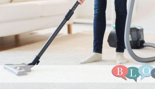 Mantenimiento de moquetas y alfombras